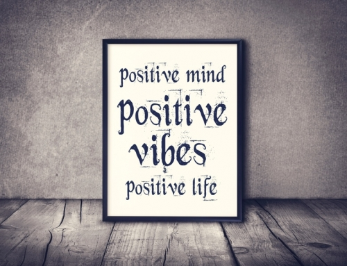 Dig Deep and Reach for the Positive