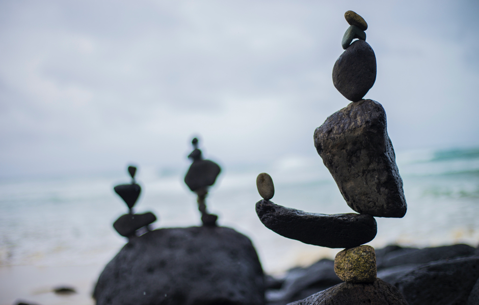 Balance in your life